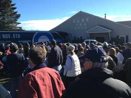 On Sunday, Maggie Hassan campaigned with Bill Clinton and Jeanne Shaheen.