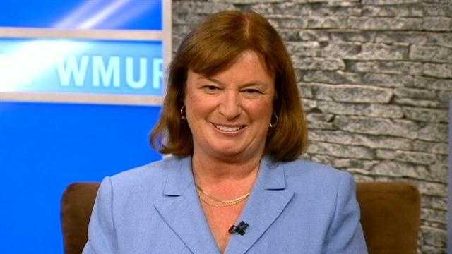 U.S. Rep. Carol Shea-Porter, of Rochester, is running for re-election in 2014.