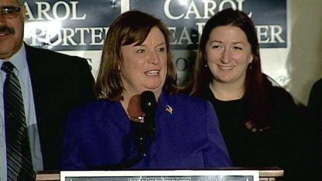 Carol Shea-Porter victory