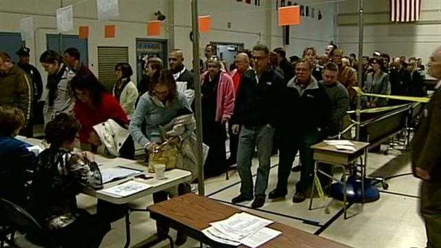 Elections officials analyze voter turnout problems
