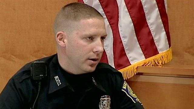 Officer Dan Doherty