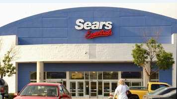 Sears is touting its doorbusters for Black Friday and Thanksgiving. It's a 64-page spread.