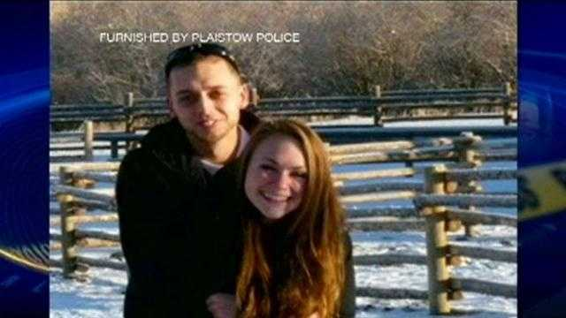 Search expands for Plaistow couple accused of assaulting child