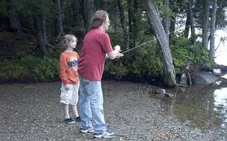 Another viewer said he would buy lifetime hunting and fishing licenses in New Hampshire and Maine.
