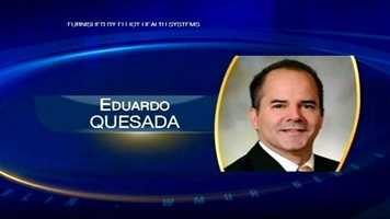 Dr. Quesada was seriously injured and was hospitalized for weeks. Before the second incident, he was on the road to recovery.