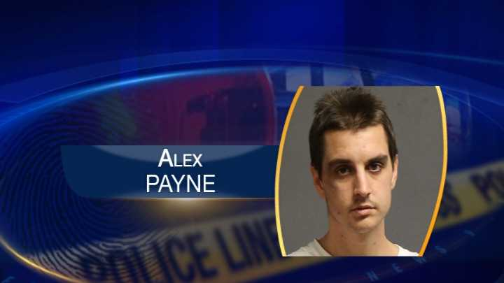 Alex Payne mugshot