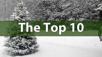 And now, the top 10 (for 2012, of course!). They will be sorted by the votes counted on our Facebook page and WMUR.com, from No. 10 to No. 1!