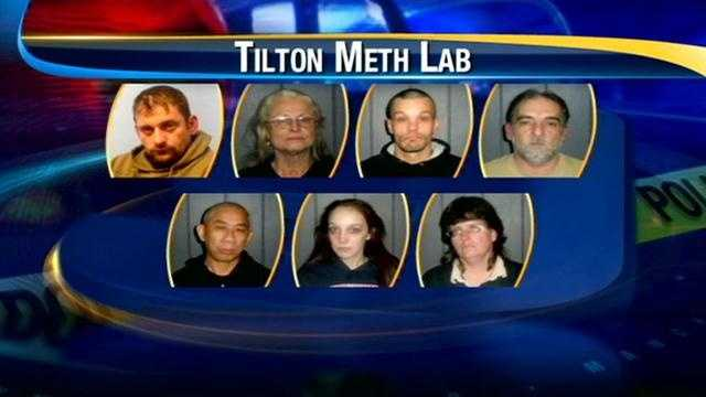 Police say child found in home with meth lab