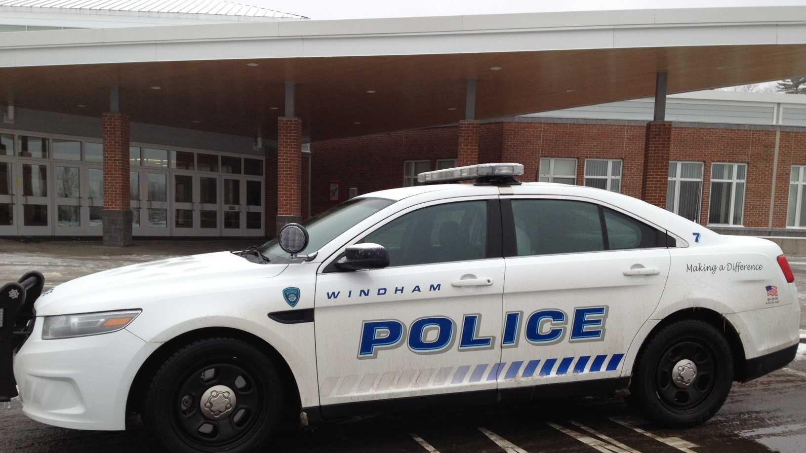 Windham High School alert