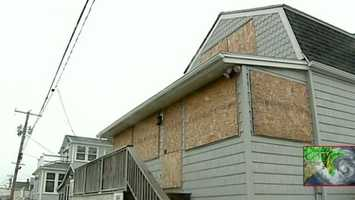 No. 14: New Hampshire residents boarded up as Hurricane Sandy churned offshore. Click here to watch the story.