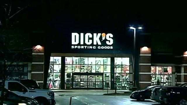 Dick's stores suspend sales of certain rifles