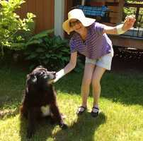 No. 18: A hungry bear attacked a Grafton woman who had been cooking pot roast inside her home in June, according to authorities.
