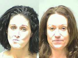No. 10: Manchester police say two women were arrested on prostitution charges in November after they agreed to perform sex acts on an undercover officer in exchange for money.