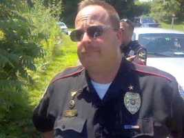 No. 7: Greenland Police Chief Michael Maloney was killed in a shootout with a suspect back in April.