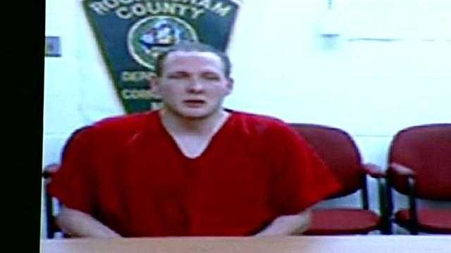 Cavan Moore arraignment