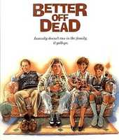 """Kevin's favorite all-time movie is """"Better Off Dead,"""" starring John Cusack. He also likes anything directed in the 80s by John Hughes."""