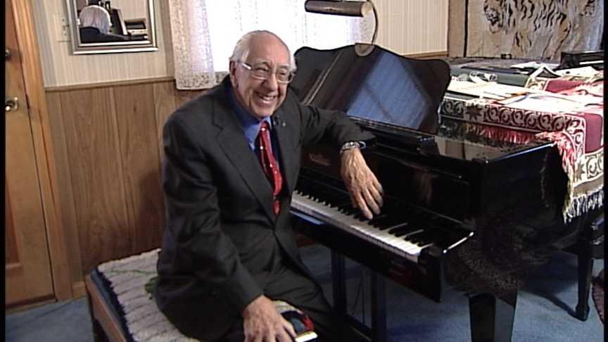 Music Man Paul Bordeleau