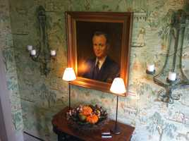 The Bridges House, New Hampshire's executive residence for the governor, was recently renovated. News 9 got a tour.