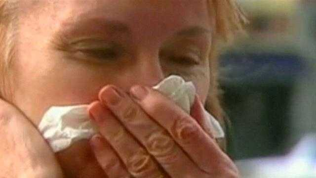 Hospitals try to limit spread of flu