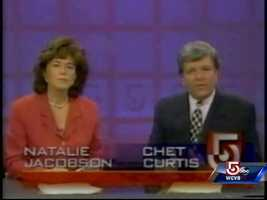 Natalie and Chet's marriage of almost 25 years ended in 1999.