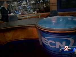 In 2000, Curtis transitioned to an anchor role at New England Cable News.