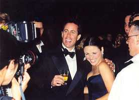 """""""Seinfeld"""", """"Star Trek: The Next Generation"""" and """"Frontline"""" are Sean's all-time favorite shows."""