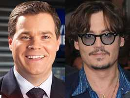 """Sean would have his """"identical twin"""" Johnny Depp portray him in a movie about his life."""