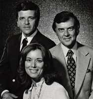 Chet Curtis with Natalie Jacobson and Jack Hynes.