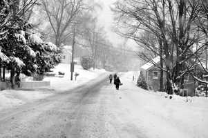 """When Ray hears the words """"New Hampshire,"""" he thinks of the cold weather and the Hooksett Tolls. """"They are kind of intermingled in my mind,"""" Ray said."""
