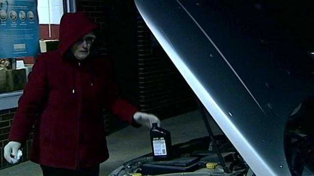 Roadside assistance business booms as cold weather hits vehicles