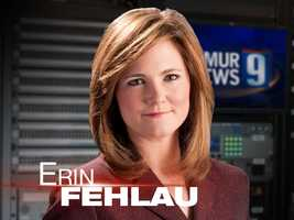 All month long, we are getting to know the Daybreak team a little bit better. Today, we take a look at 25 things you may not know about anchor Erin Fehlau.