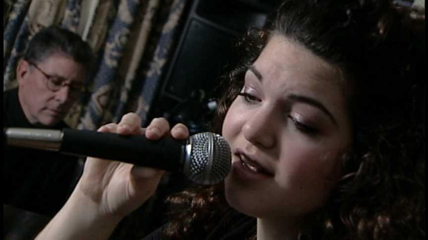 Jazz Singer Chloe Brisson