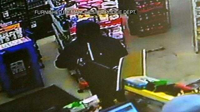 Police: Some Manchester robberies may be related
