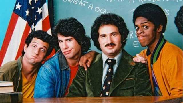 TV teachers - Welcome back Kotter