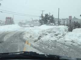 The February Nor'easter caused flooding and beach erosion along the Seacoast of New Hampshire.