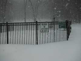Some pictures taken in around Nashua's North End, including Greeley Park, during Snowstorm Nemo 2013