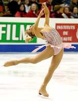 When she was little, Jennifer wanted to be a vet, gymnast or figure skater.