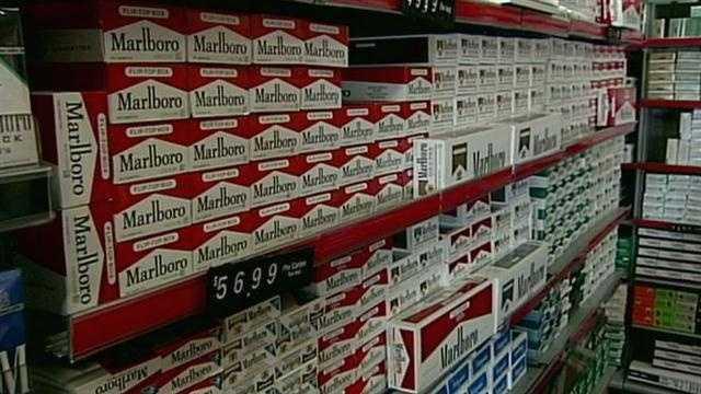Budget plan would raise cigarette tax