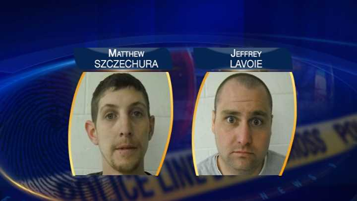 Pelham burglary suspects