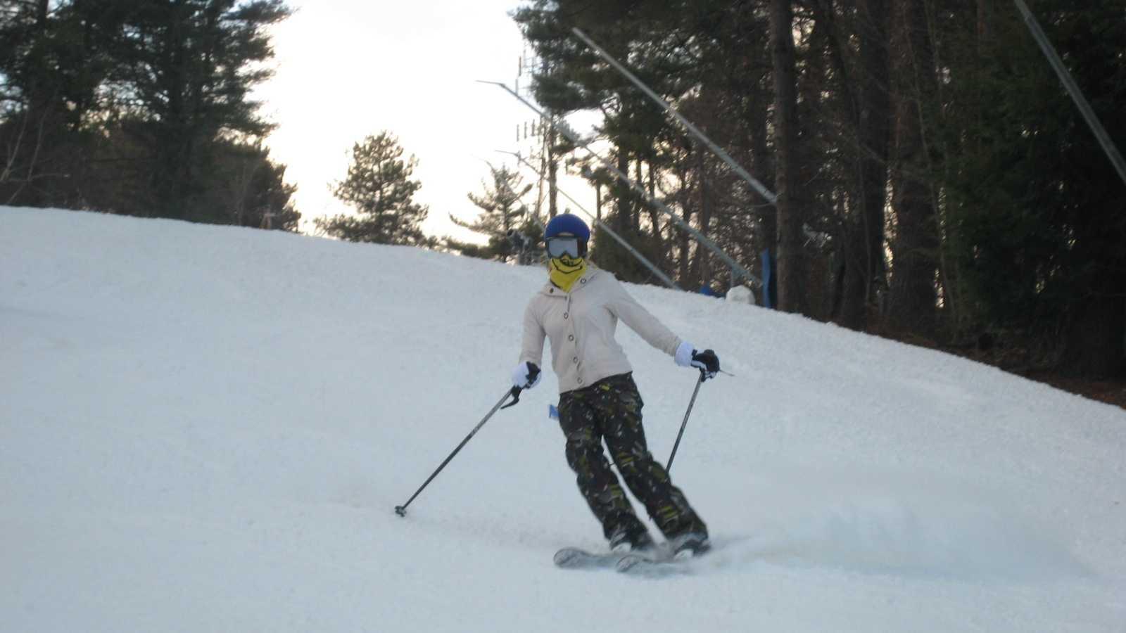 Pat's Peak skiing generic