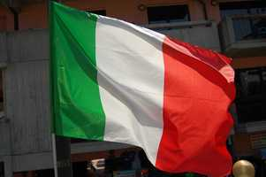 "8. Italian is the main language for 1,941 people, of which 407 speak English ""less than very well."""