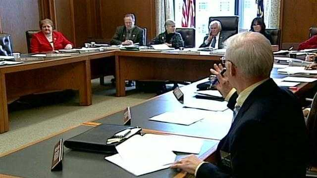 Committee overwhelmingly recommends medical marijuana