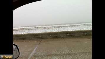 Location : revere beach