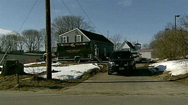 Ex-husband of homicide victim says he welcomed investigators into home