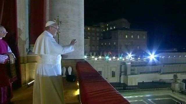 NH Catholics celebrate new pope