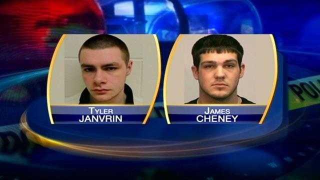 2 arrested in Weare sexual assault case