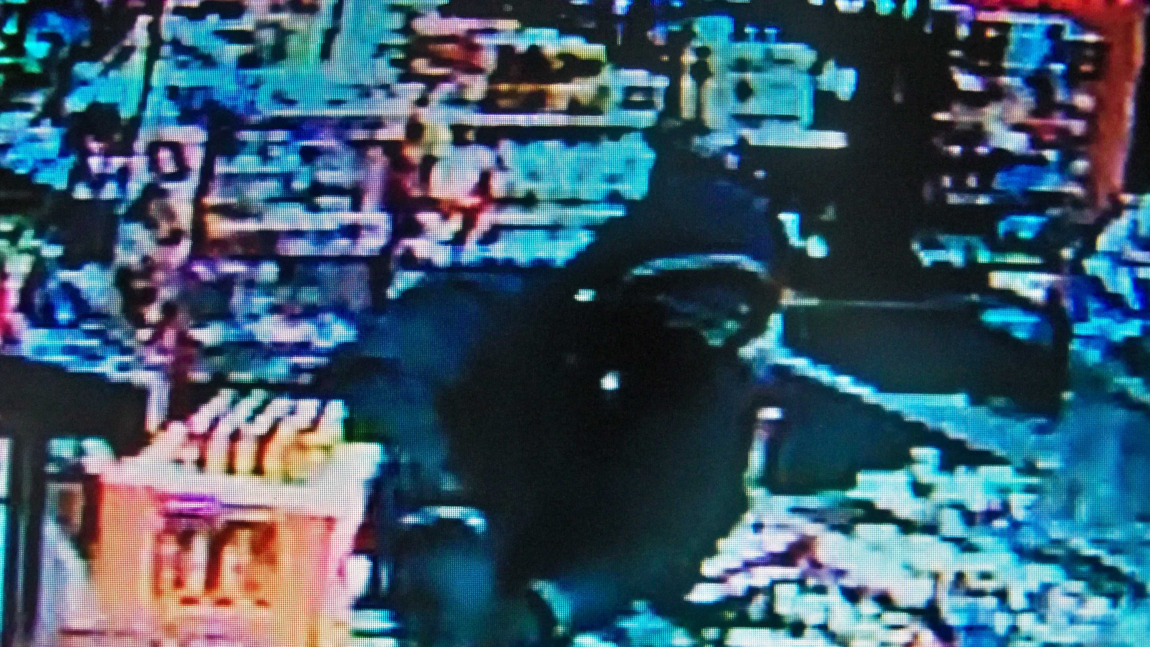 Goffston armed robbery