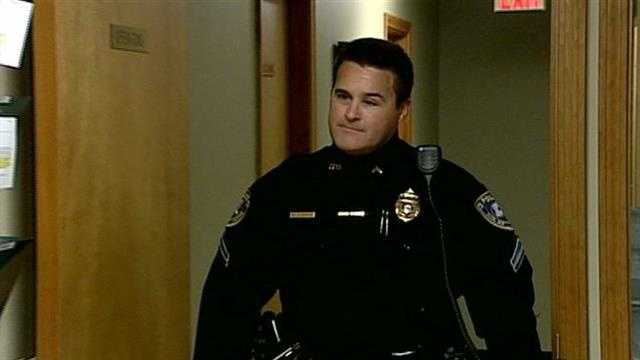 Tilton Officer Needs Kidney