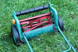 """Josh's first job was… """"I was a grounds keeper for a large mansion, a job I kept forsix years. The homeowner didn't like the sound of engines, so I had to mow his enormous lawn with a hand mower every week. The blades didn't work very well so I usually had to go over it twice,"""" said Josh."""