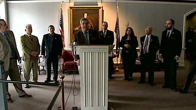 House lawmakers announce support for casino